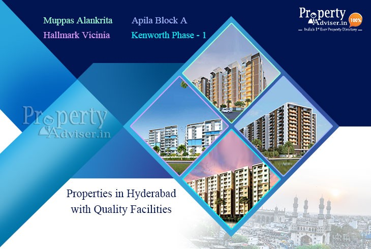 Affordable Residential Apartments in Hyderabad