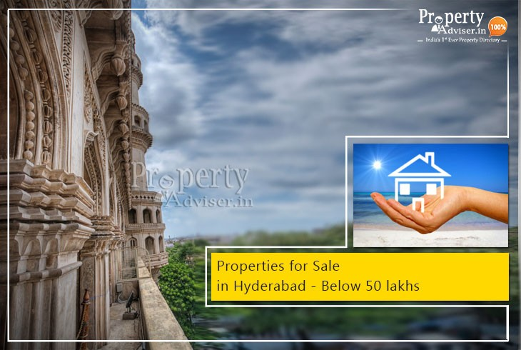 Affordable Properties for Sale in Hyderabad with Convenient Facilities