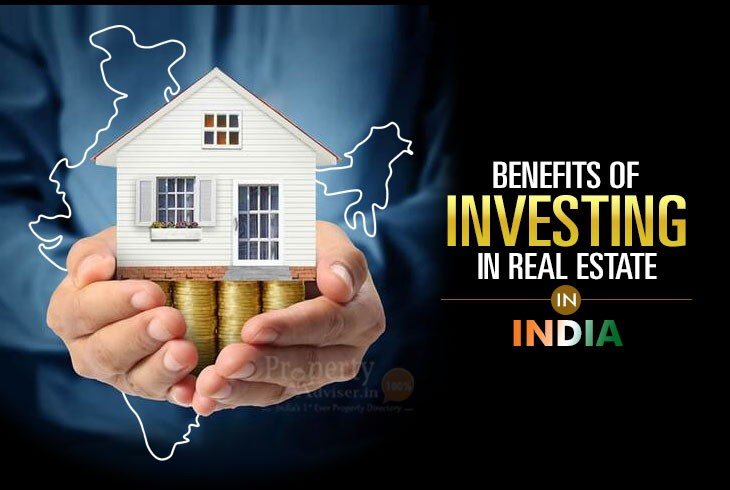 Is investing in real estate in india a good idea dividend reinvestment plan commonwealth bank