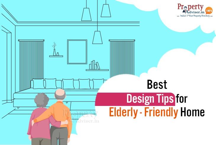 Best Design Tips for Elderly - Friendly Home