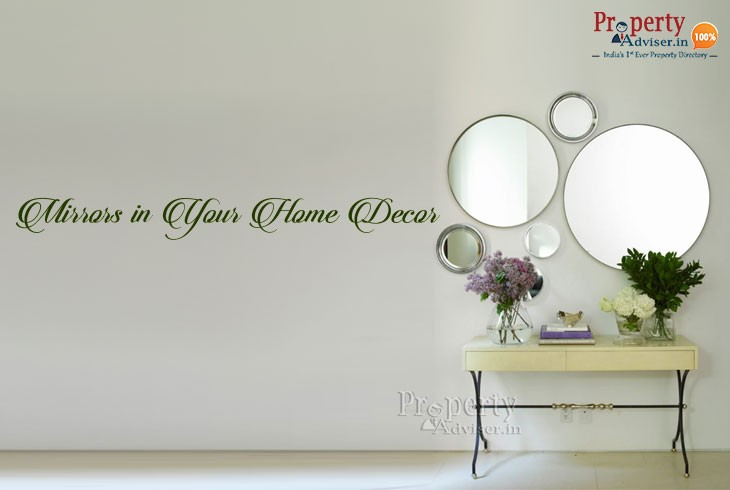 Creative Ideas to Use Mirrors in Your Home for a Stylish Interior Decor