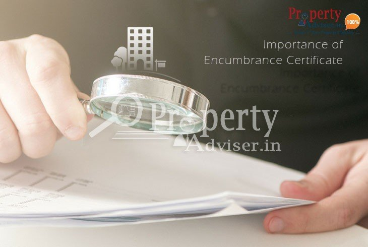 Encumbrance Certificate (Hyderabad) for Buying and Selling of Properties