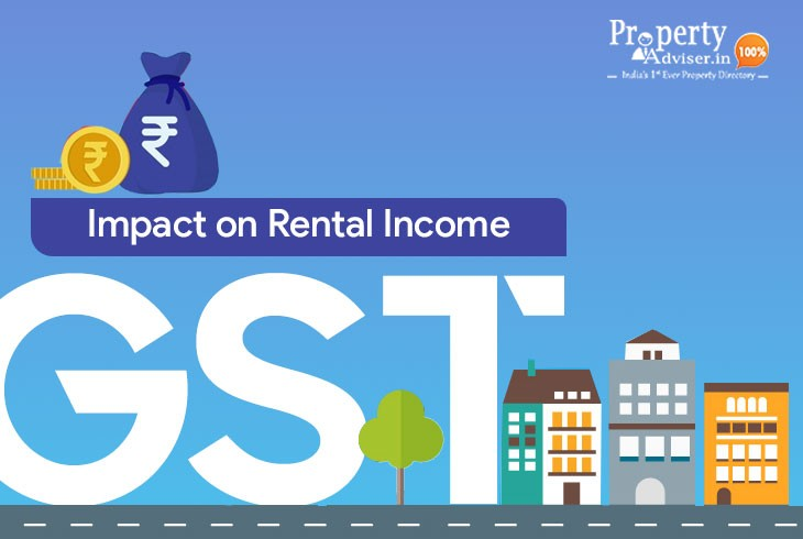 Impact of GST on Rental Income in Hyderabad