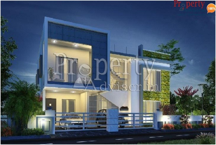 Gated community Villa for sale in Hyderabad