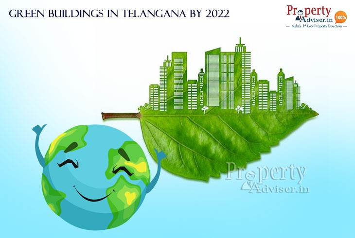 Eco Friendly Green Building In Telangana