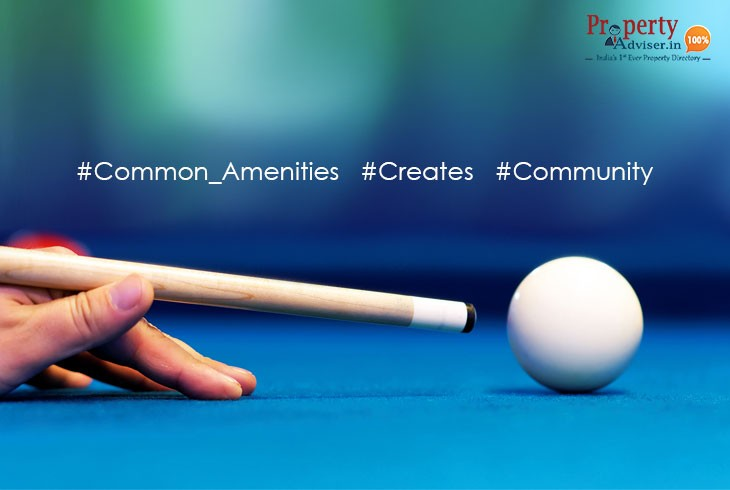 Common Amenities In Gated Communities