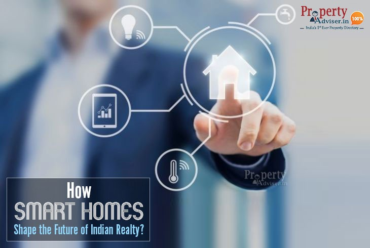 How Smart Homes Shape the Future of Indian Realty