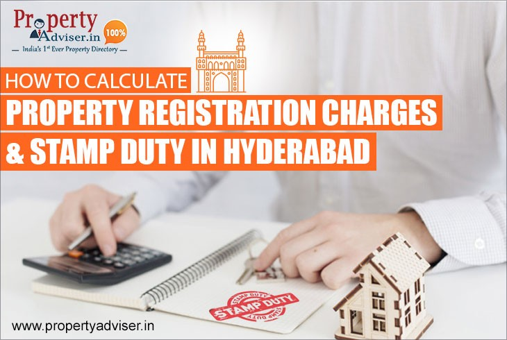 stamp duty and land registration charges in hyderabad telangana