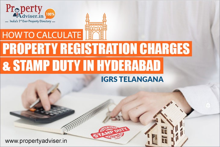IGRS Telangana: Property Registration Charges & Stamp Duty in Hyderabad
