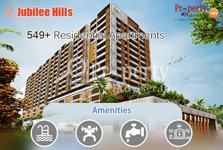 Jubilee Hills: Best Area to Buy a Flat in Hyderabad with Luxurious Amenities