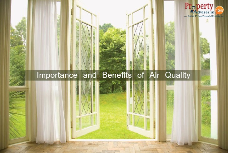 Benefits of Air Quality & its Importance