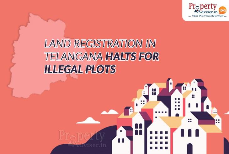 Telangana government to regularise properties on surplus ulc land.
