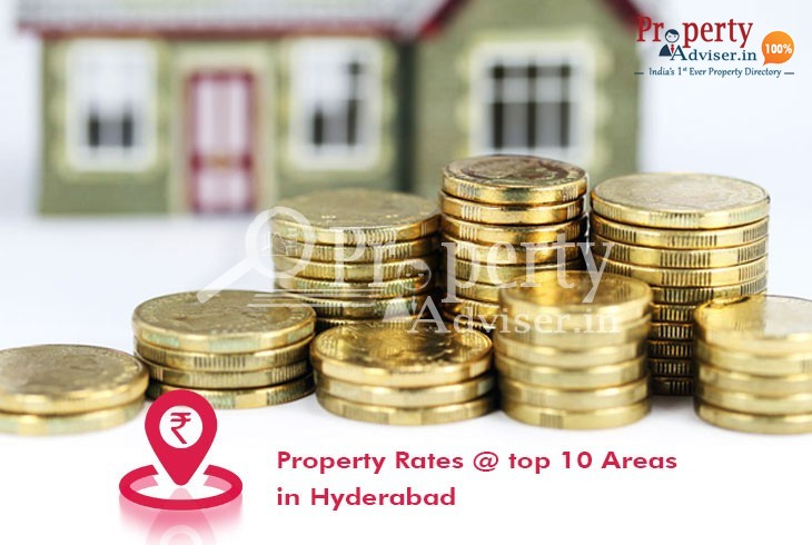 Real Estate Property Rates in Hyderabad
