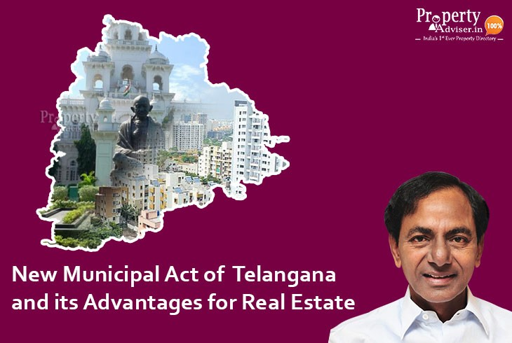 New Municipal Act of Telangana and Its Advantages for Real Estate