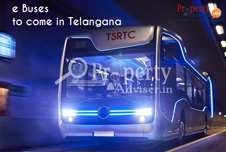 New 4,000 Electric Transport Vehicles in Telangana, Hyderabad
