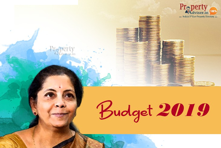 Nirmala Sitharaman Announces the latest Update on Union Budget 2019