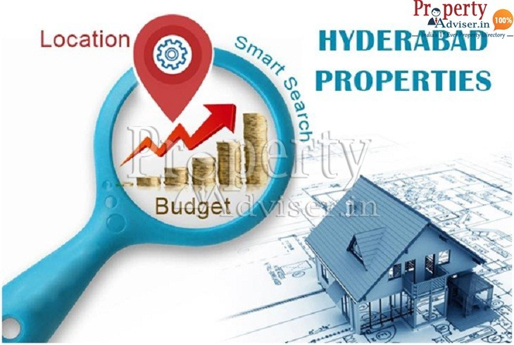 Property Adviser Smart Search eased buyers to buy the best Property in Hyderabad