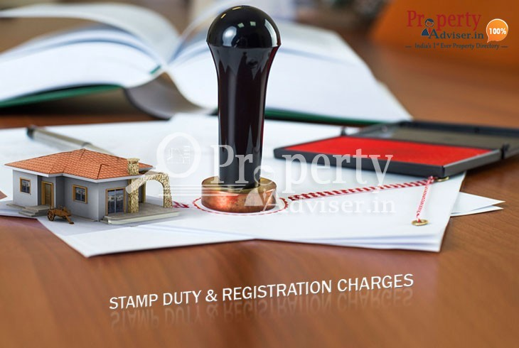 Stamp Duty and Registration Charges in Hyderabad