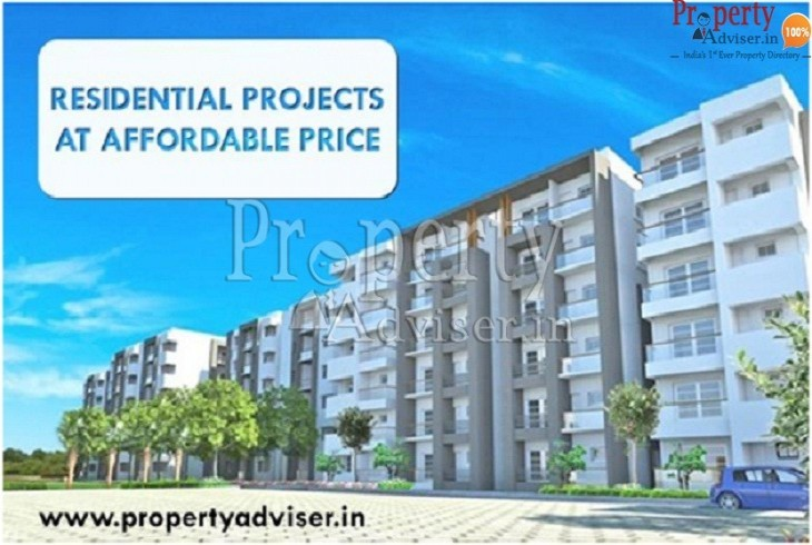 Residential Projects for sale in Hyderabad at an affordable price