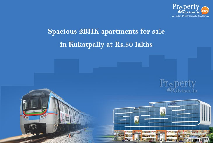 Gated Community Apartments In Kukatpally Below 50 Lakhs