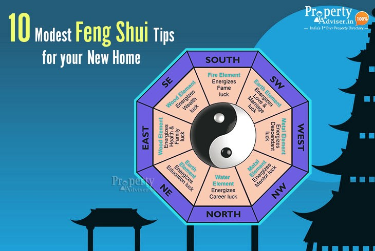 Top 7 Modest Feng Shui Tips for Your New Home