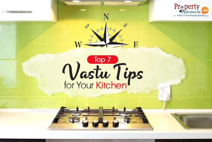 Top 7 Vastu Tips for Your Kitchen