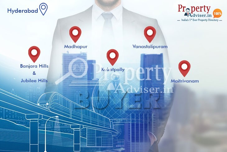 Top Locations to Invest in Residential Properties in Hyderabad for Long Term Returns