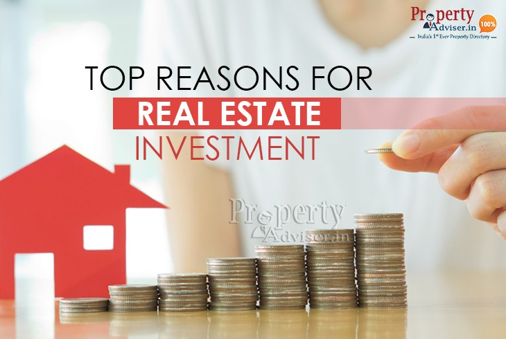 Top Reasons for Real Estate Investment