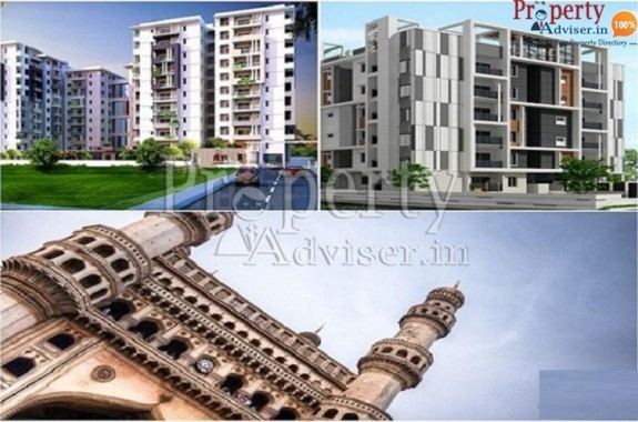 Flats for sale in Hyderabad at prime Localities