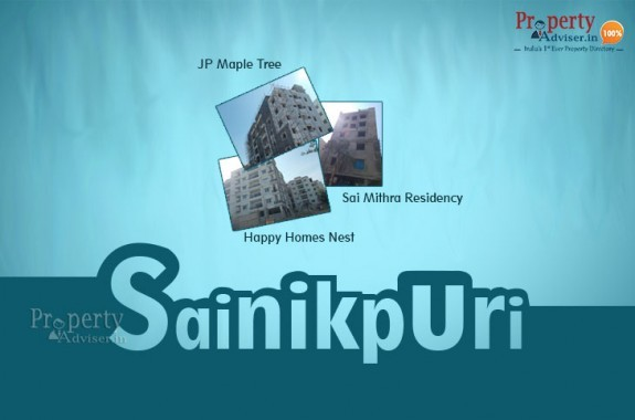 Affordable Gated Community Properties for Sale in Sainikpuri