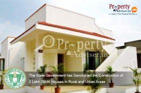2BHK Housing Scheme by Telangana Government