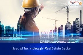 Need of Technology in Real Estate Sector