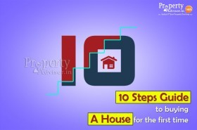 10 Steps Guide to Buying a House for the First Time