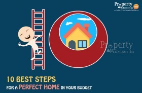 10 Steps towards Finding the Perfect Home within your budget