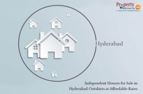 Affordable Independent Houses for Sale across Hyderabad Outskirts