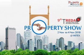 TREDA Property Show in Hyderabad 2018