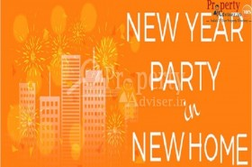 Celebrate this New Year with joyous colors in new home at Hyderabad