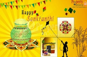 Celebrate Sankranthi the Harvest Festival in Your New Home at Hyderabad