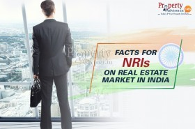 Facts for NRIs on Real Estate Market in India