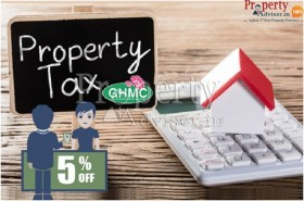 GHMC Early Bird Property Tax Scheme Offers 5 percent Discount for Tax Payers
