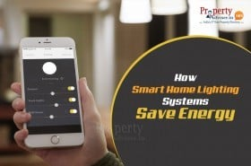 How Smart Home Lighting Systems Save Energy