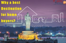 Hyderabad- Why Hyderabad is the Best Destination to Buy a House