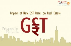 Impact of New GST Rates on Real Estate