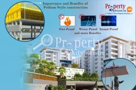 Podium Style Properties for Sale in Hyderabad