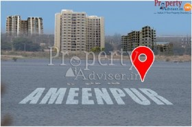 Residential projects for sale at Ameenpur with developed infrastructure