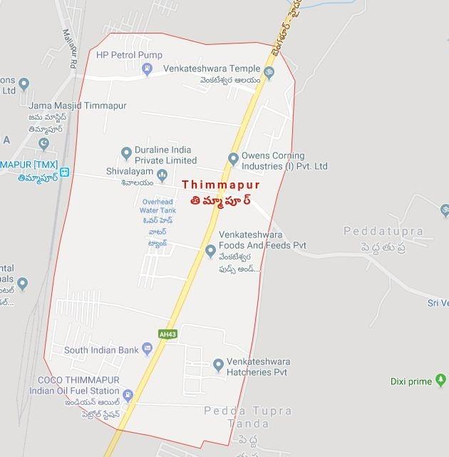 Thimmapur