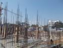 Construction site view 3