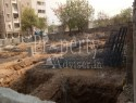 Construction Footings Stage 1