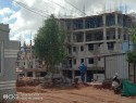 construction progress work
