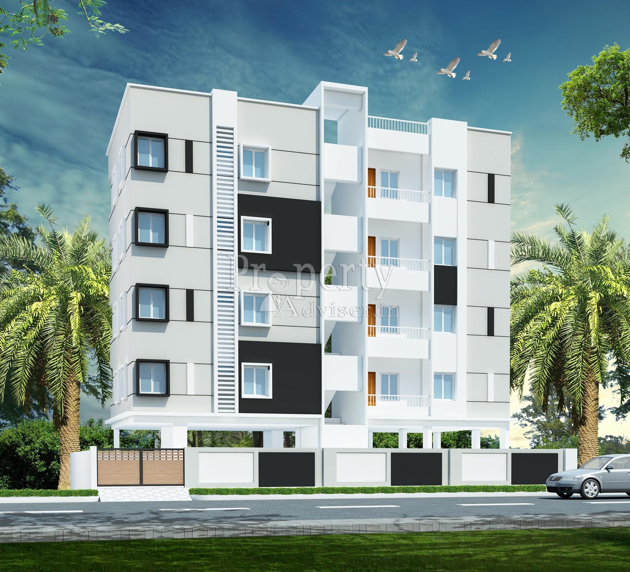 #1517-Anjanadri Residency